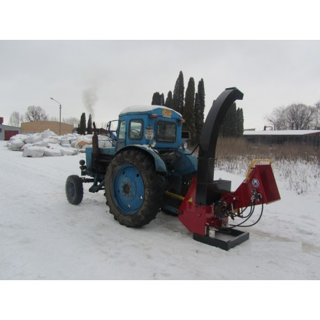 Щепорез, дереводробилка, дробилка для дерева РМ-160Т